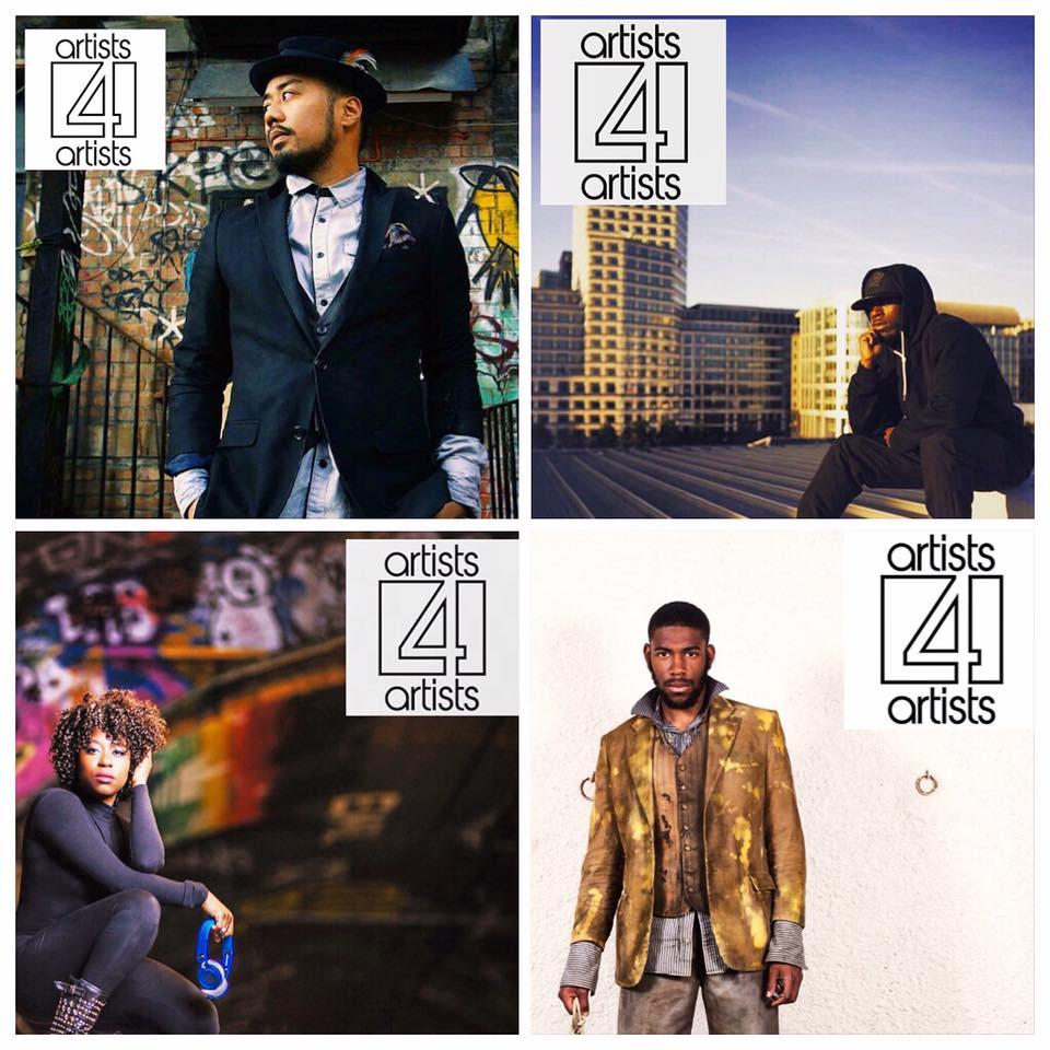 Artists 4 Artists Saturday