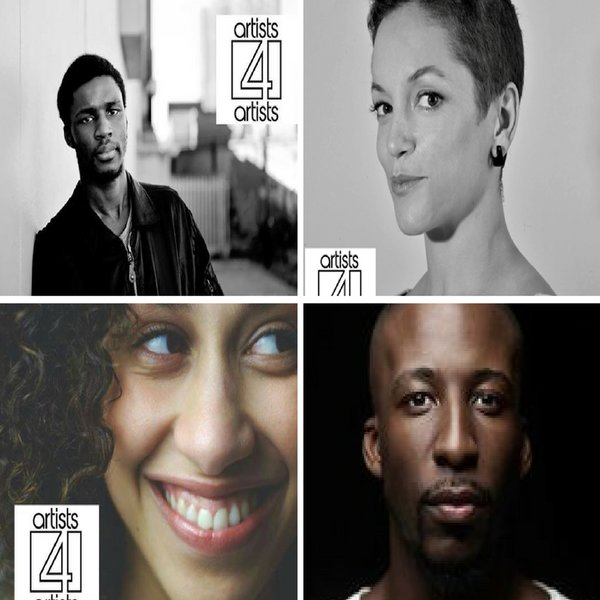 Artists 4 Artists Friday Mixed Bill Performance
