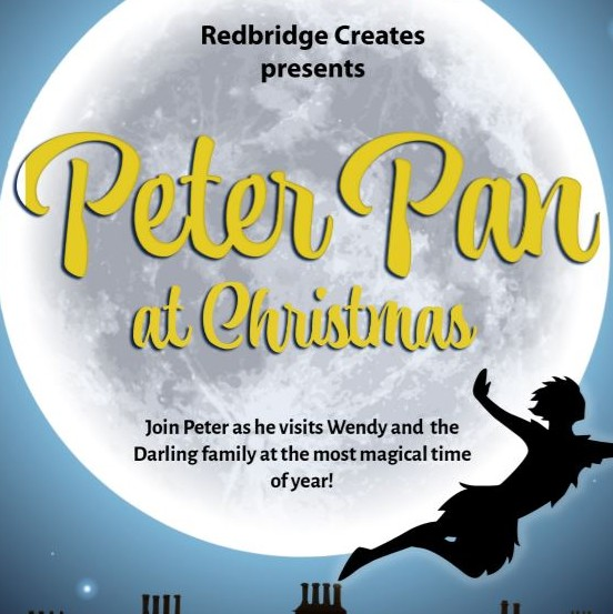 Peter Pan At Christmas