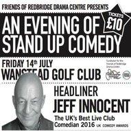 Friends of Redbridge Drama Centre Comedy Night