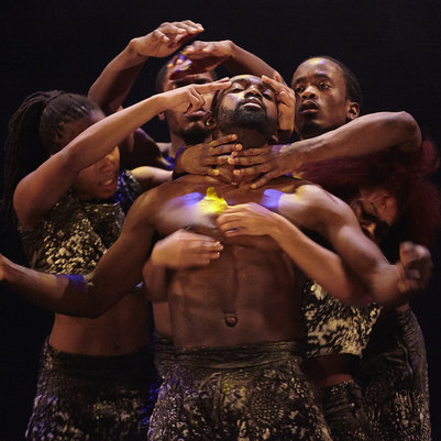 Blak Whyte Gray: A Workshop With The Co-artistic Directors