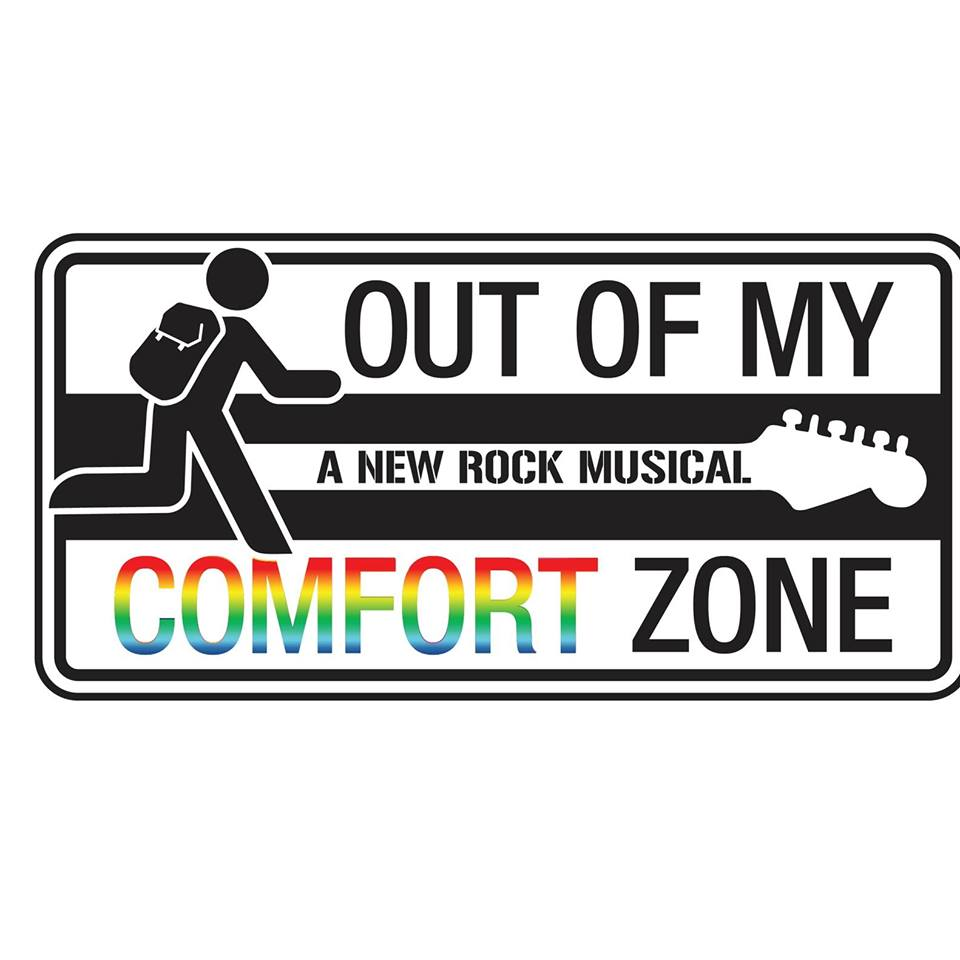 Out Of My Comfort Zone Launch