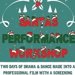 RDC Film Club: Santa's Performance Workshop