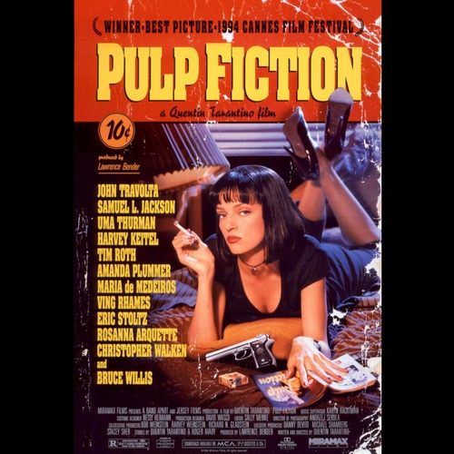 TGI Film Night - Pulp Fiction