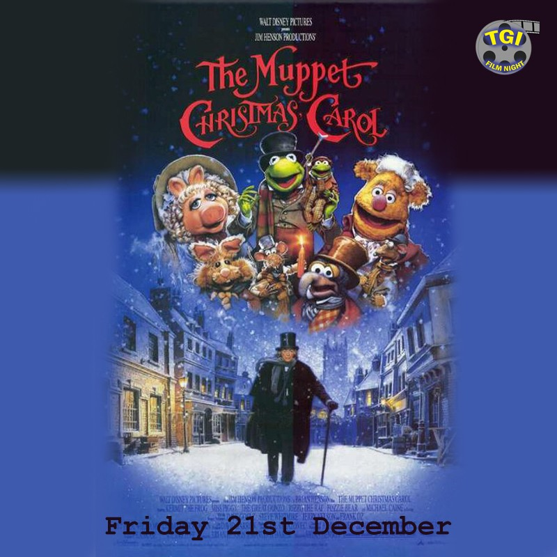TGI Film Nights Presents: The Muppet's Christmas Bash