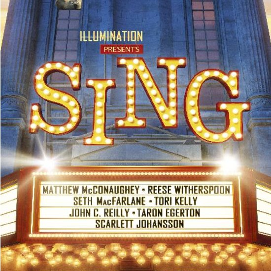 TGI Film Night: Sing