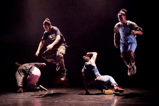 Hip Hop Theatre Workshop