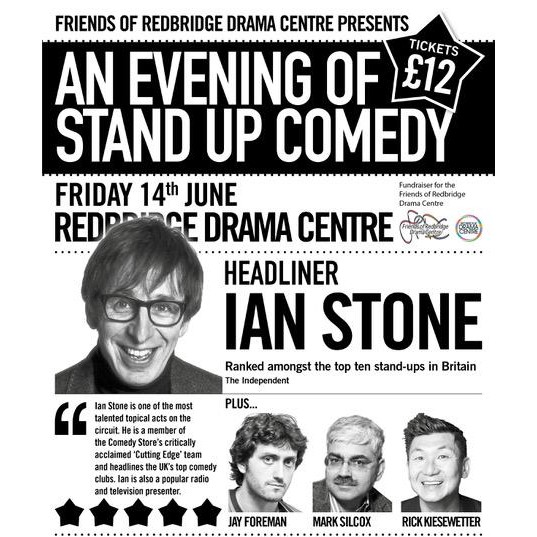 FRDC: An Evening Of Stand Up Comedy