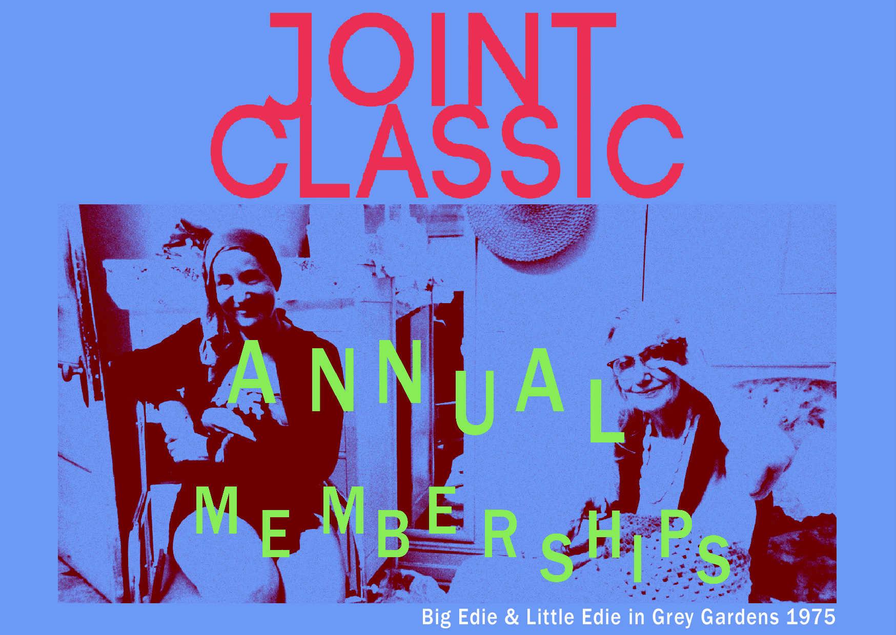 Joint Classic Membership