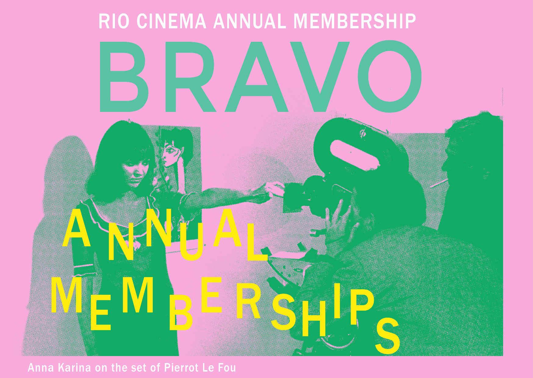Rio Bravo Membership
