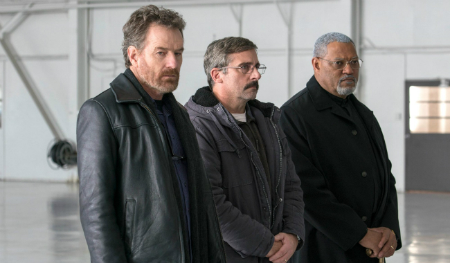 LAST FLAG FLYING + Satellite Q&A with Bryan Cranston