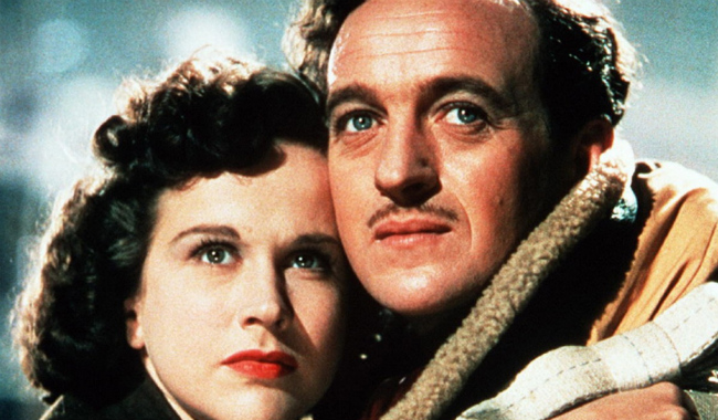 CLASSIC MATINEE: A Matter of Life and Death