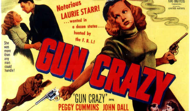REMEMBERING PEGGY CUMMINS: GUN CRAZ