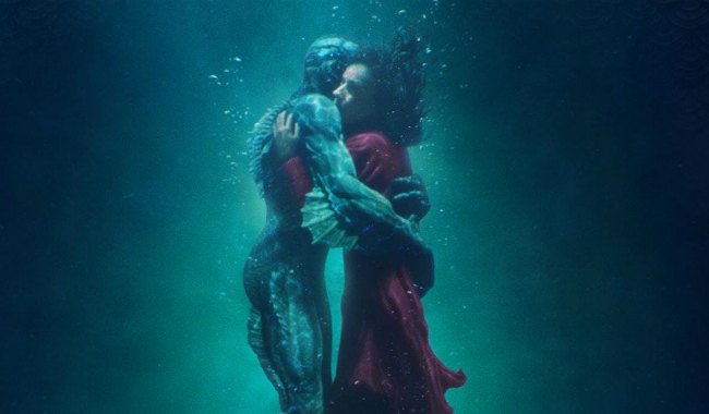 St. Valentine's Day Special - THE SHAPE OF WATER