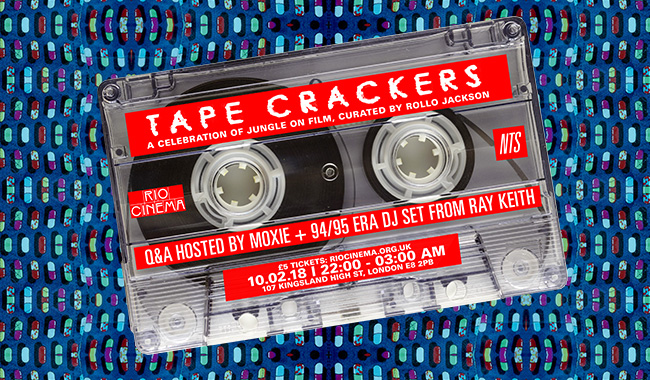 NTS presents Tape Crackers