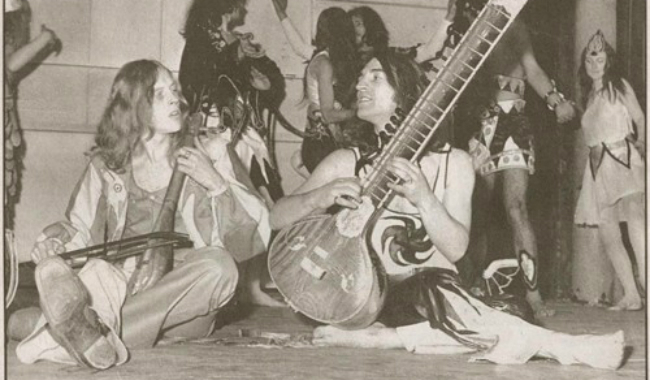 Incredible String Band – U live at the Roundhouse