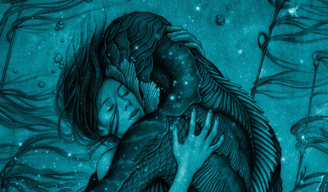 THE SHAPE OF WATER P&B