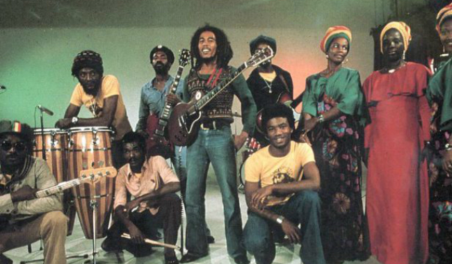 The Life and Times of Bob Marley & the Wailers + Q&A + DJ set