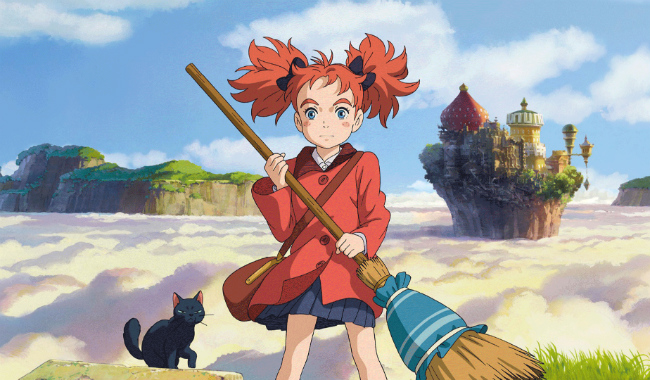 MARY AND THE WITCH'S FLOWER (ENGLISH VERSION)