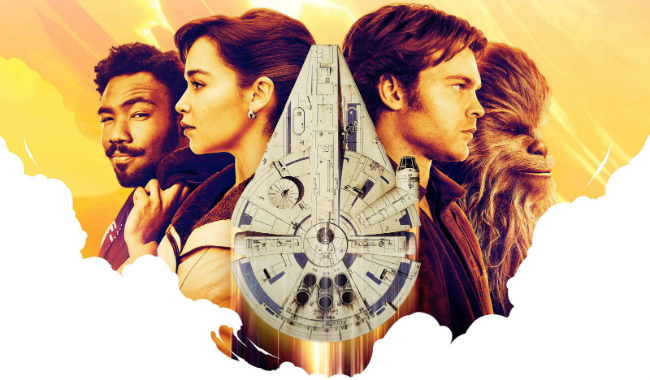 SOLO: A STAR WARS STORY P&B
