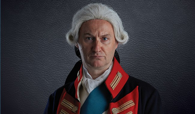 NT Live! THE MADNESS OF GEORGE III