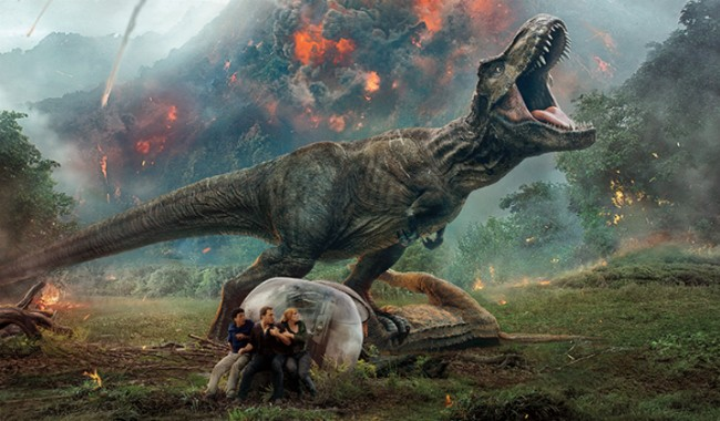 JURASSIC WORLD: FALLEN KINGDOM P&B