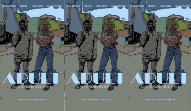 ADULT - a short film + discussion (free)