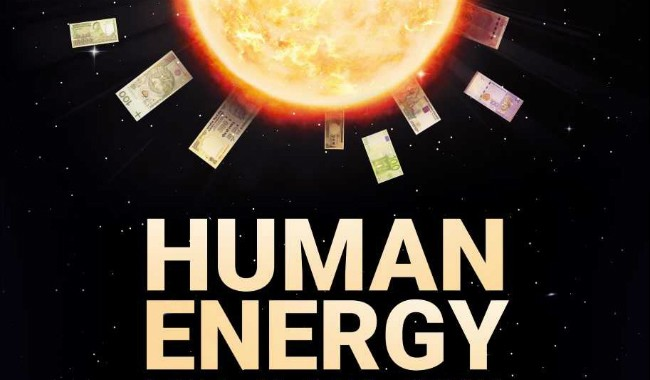Fundraiser: Human Energy + Panel Discussion