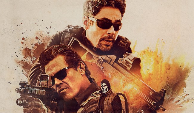 SICARIO: DAY OF THE SOLDADO P&B