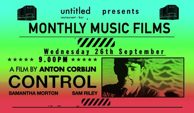 Untitled Bar Presents: Control