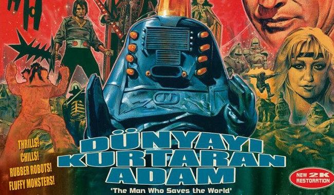 Scalarama: Turkish Star Wars