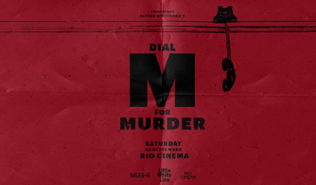 LW Lies + Mubi: Dial M For Murder in 3D