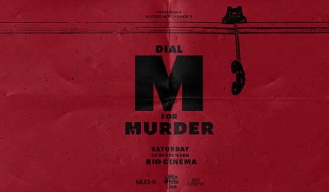 LW Lies + Mubi: Dial M For Murder in 3D