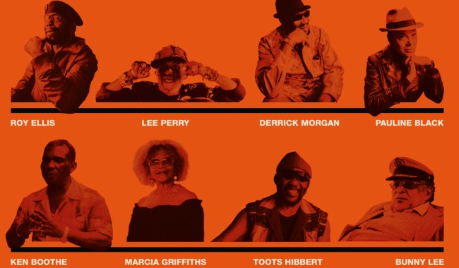 Doc n' Roll Festival - RUDEBOY: THE STORY OF TROJAN RECORDS