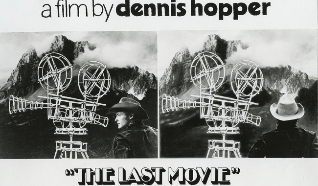 The Last Movie -Dennis Hopper Double Bill