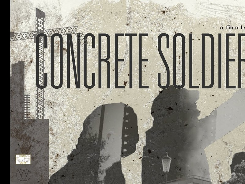 Concrete Soldiers UK + Q&A