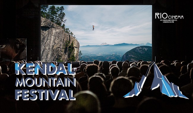 Kendal Mountain Festival UK Tour 2020