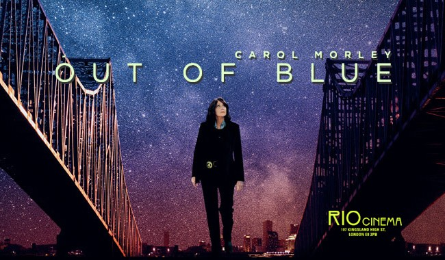 OUT OF BLUE P&B