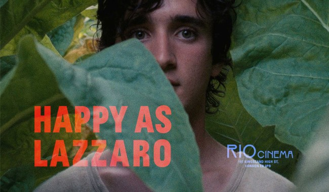 HAPPY AS LAZZARO P&B