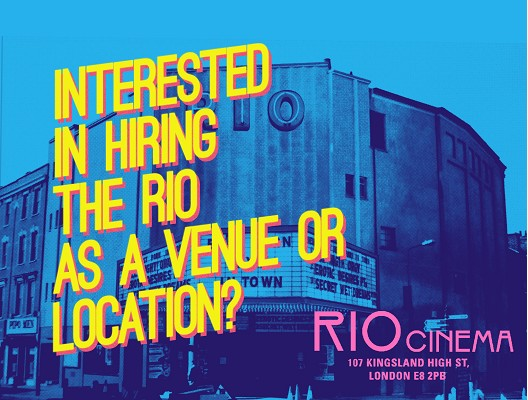 Want to hire the Rio?