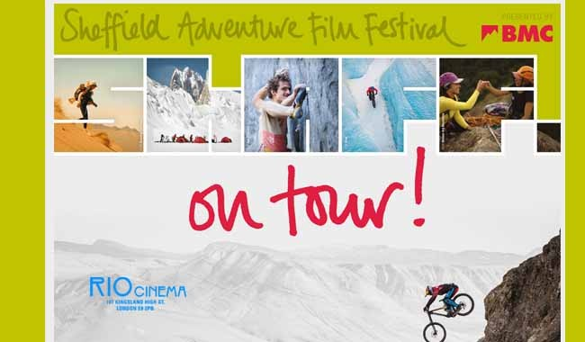The Best of Sheffield Adventure Festival
