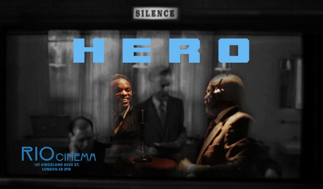Kush Films Presents: Hero + Q&A