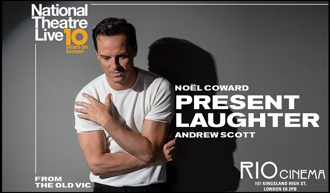 NT Live: PRESENT LAUGHTER