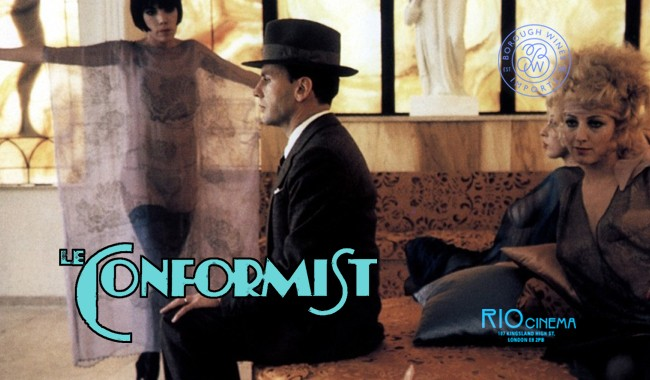 Vino Kino Presents The Conformist plus wine tasting