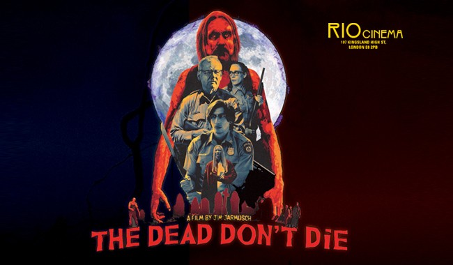 THE DEAD DON'T DIE P&B