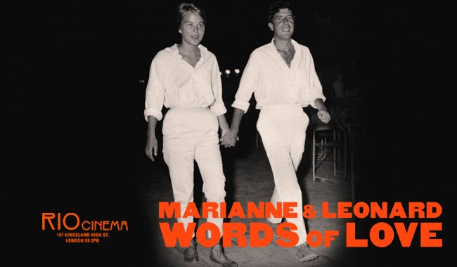 MARIANNE AND LEONARD : WORDS OF LOVE