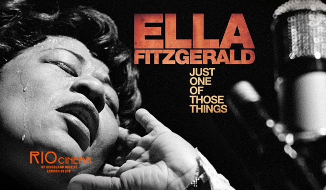 Classic Matinee: ELLA FITZGERALD: JUST ONE OF THOSE THINGS
