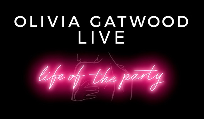 PENGUIN PReSENTS - Olivia Gatwood: Life of the Party
