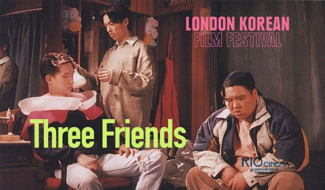 LKFF: THREE FRIENDS (35mm)