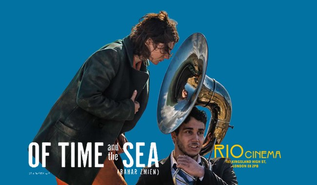 OF TIME AND THE SEA + Director Q&A
